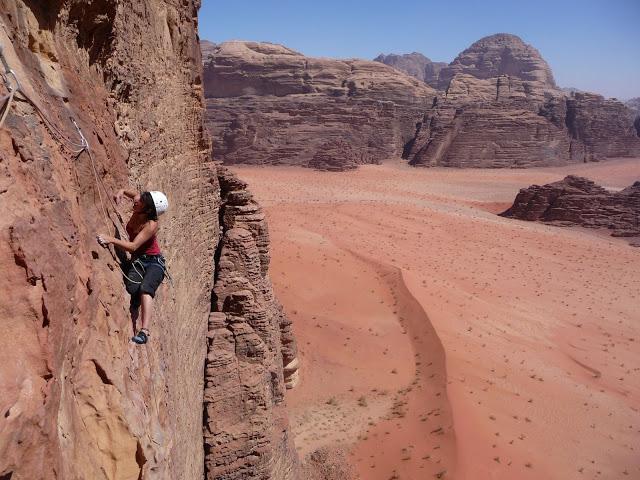 Jordanie Wadi Rum du 14 au 25 mars 2013
