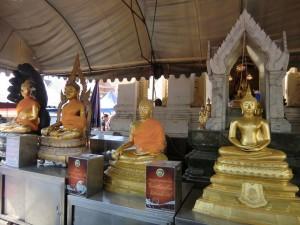 Bouddhas thai